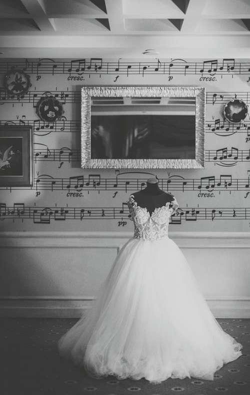 Wedding Clothes Women Marriage Dress White