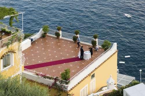 Wedding Sea Positano Mediterranean Amalfi Sorrento