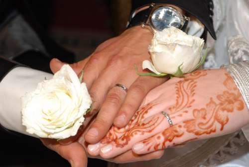 Wedding Henna Rings Morocco Getting Married