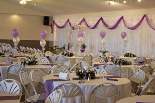 Wedding Tables Chairs Decoration Party Celebration