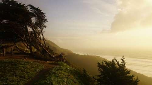 West Coast San Francisco California Coast America