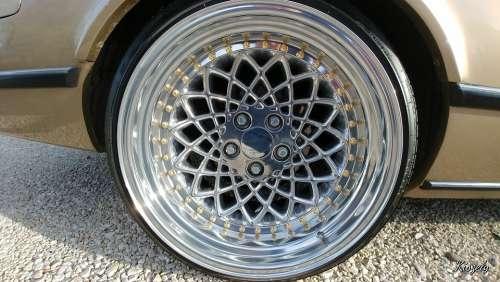 Wheel Chrome Bmw