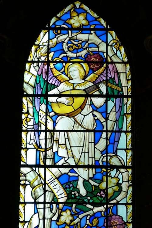 Window Church Window Church Religion Christianity