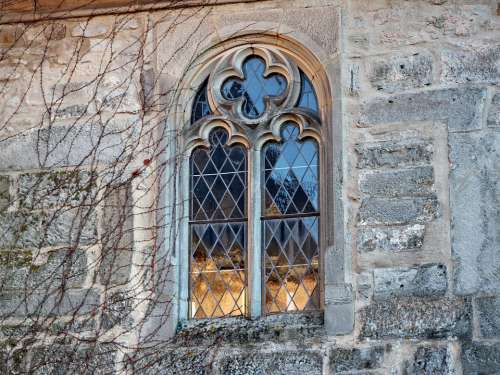 Window Glass Window Glass Church Church Window