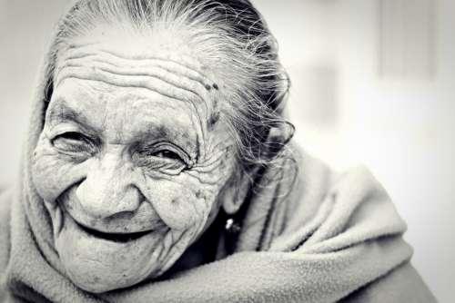 Woman Old Senior Female Elderly Retired