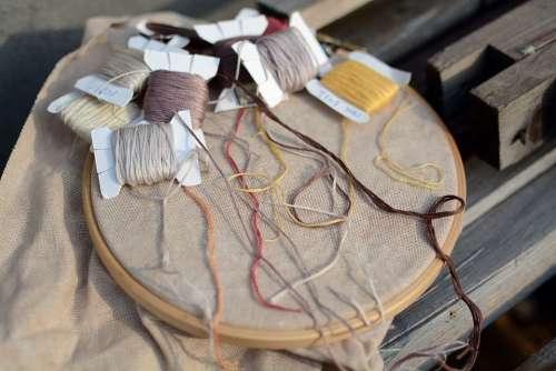 Woman Female Inspiration Art Handmade Craft