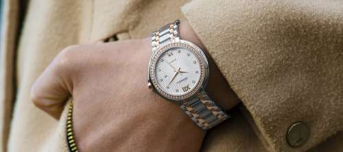 Wristwatch Pocket Hand Time Male Business Watch