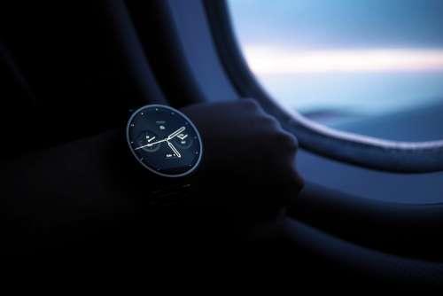 Wristwatch Technology Time Watch Digital