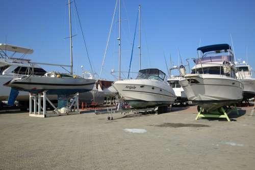 Yacht Jeongok Port Mars Yacht Contest