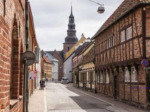 Ystad Skåne City Sweden