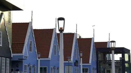 Zaandam House Light Architecture Dutch Netherlands