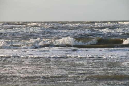 Zandvoort Sea Winter
