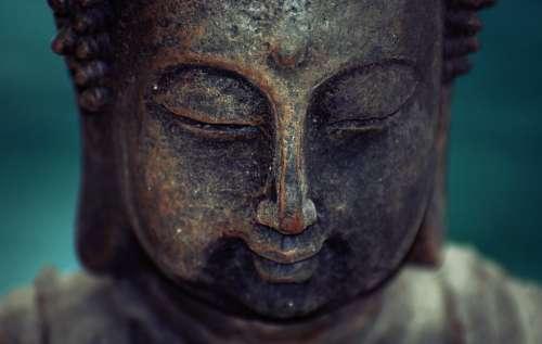Zen Buddha Peace Meditation Statue Buddhism