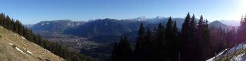 Zwiesel Mountains Alpine Bad Reichenhall