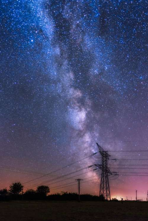Electric Milkyway