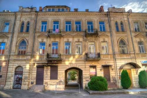 Houses in Vilnius