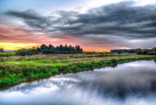 River Hunze