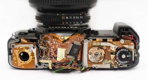 Camera inside