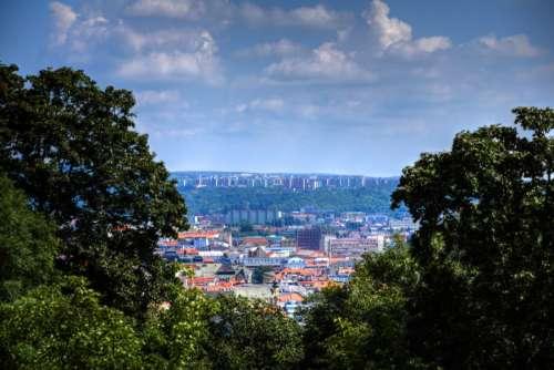 City view Brno