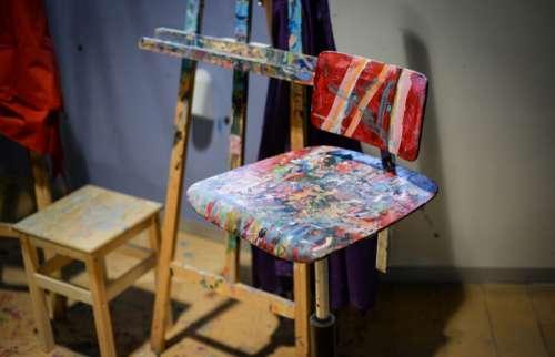 Atelier stool