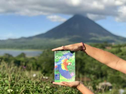 Lonely Planet in the wild | Costa Rica