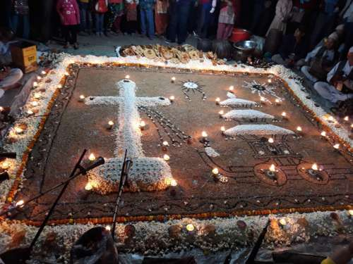 Festival at Bhaktapur