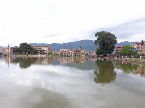 Kamalpokhari of Bhaktapur