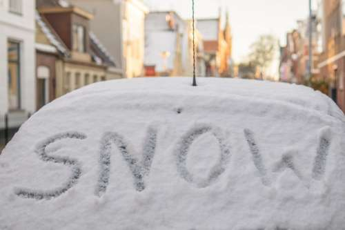 No business like snow business