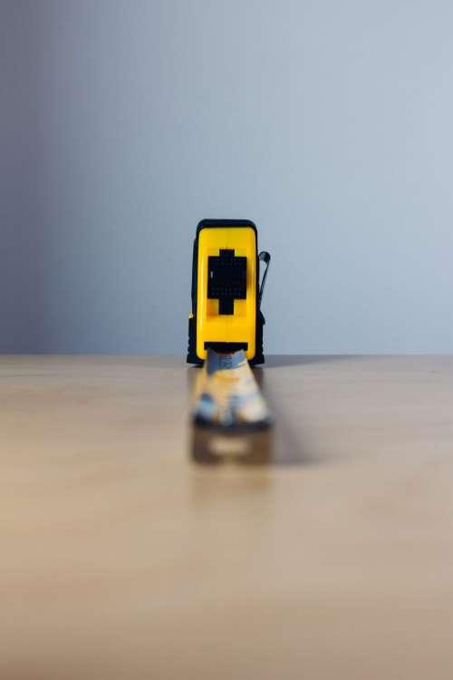 Metal tape measure tool 2