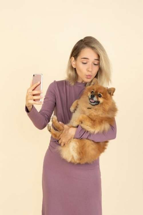 Let's Make A Selfie Together, Sweety