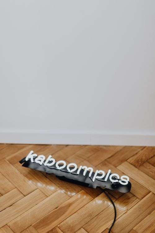 Kaboompics Neon by NEONOFF