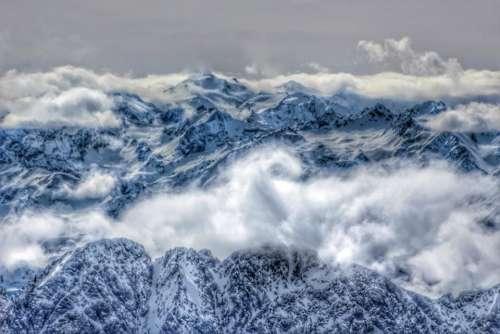 nature mountain mountains alp alps