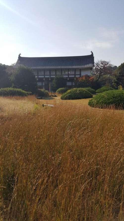 japan orient east travel castle