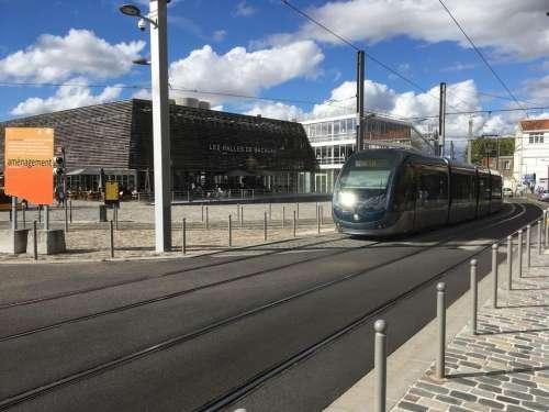 tram wine quote wine city bordeaux france