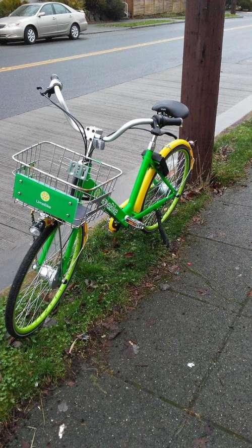 bike bicycle rental transportation lime