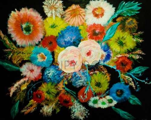 Flowers floral bouquet celebration