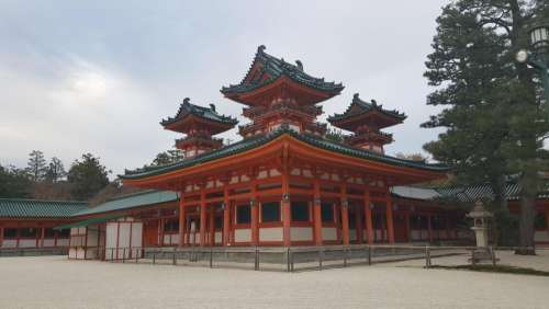 japan travel orient place sky