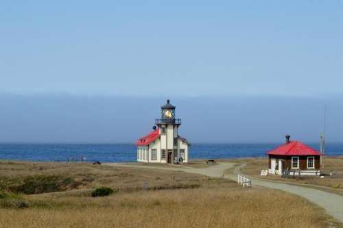 lighthouse beacon warning