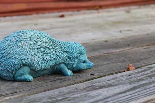 #hedgehog #lawnornament #inanimate