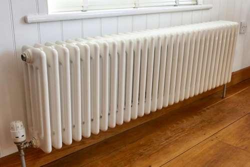radiator heating indoor domestic central heating