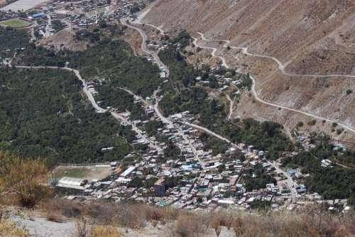 Own Valley Moquegua Peru