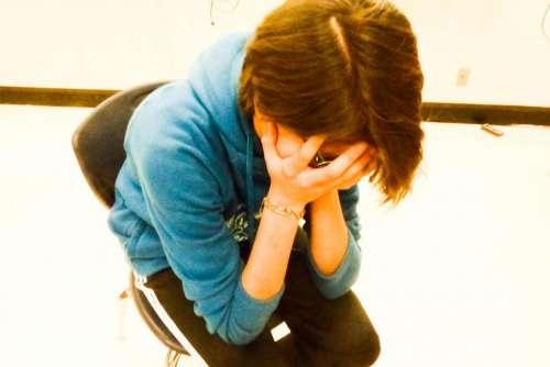 Depression depressed teen