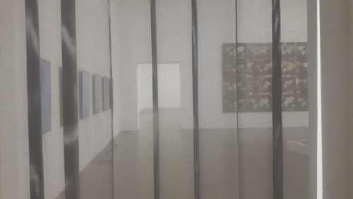 Curtain curtains gallery window