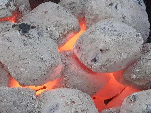 #hotcoals coal #bbq grilling cooking