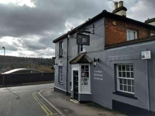 belle vue railway terrace old pub pub