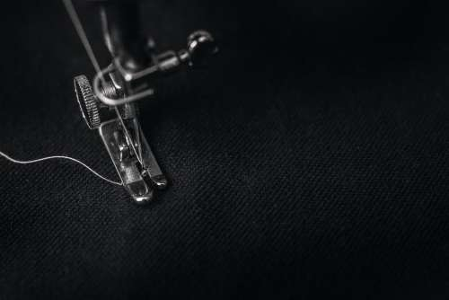 sewing machine thread   stitching