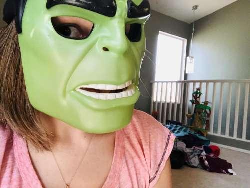hulk costume dress up fun