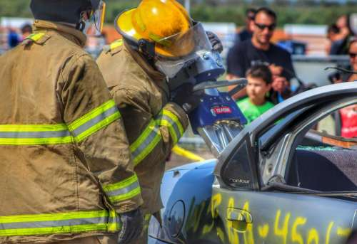borden air show firefighters jaws life