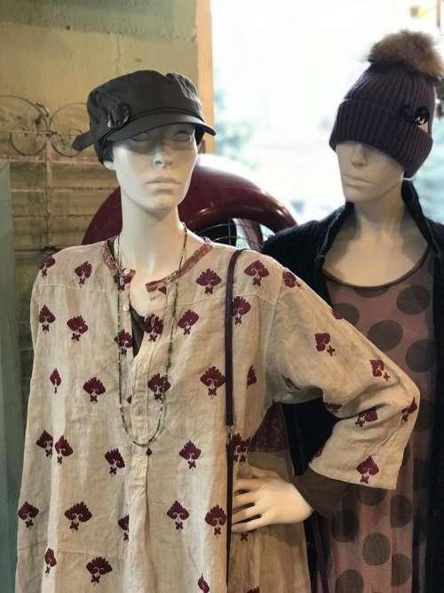mannequin fashion