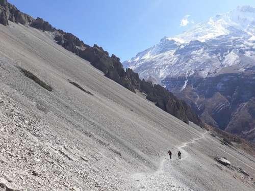 Nepal Himmalay Himmalay mountains mountains scenic